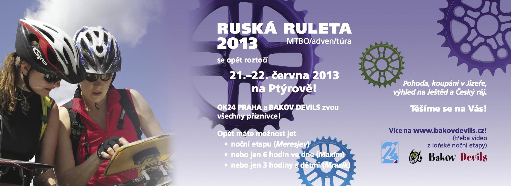 Ruská Ruleta 2013